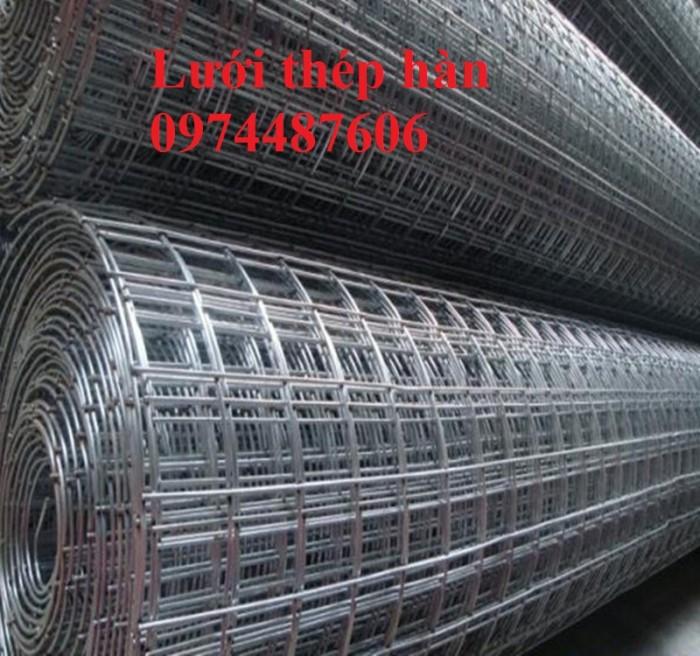 Lưới thép hàn đổ bê tông, dùng trong xây dựng từ D3-D12