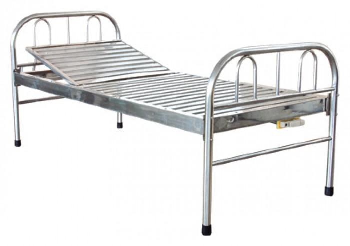 Dụng cụ y tế, giường bệnh viện, giường bệnh nhân, giường inox y tế2