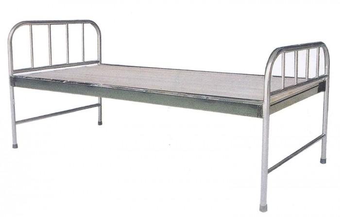 Dụng cụ y tế, giường bệnh viện, giường bệnh nhân, giường inox y tế1