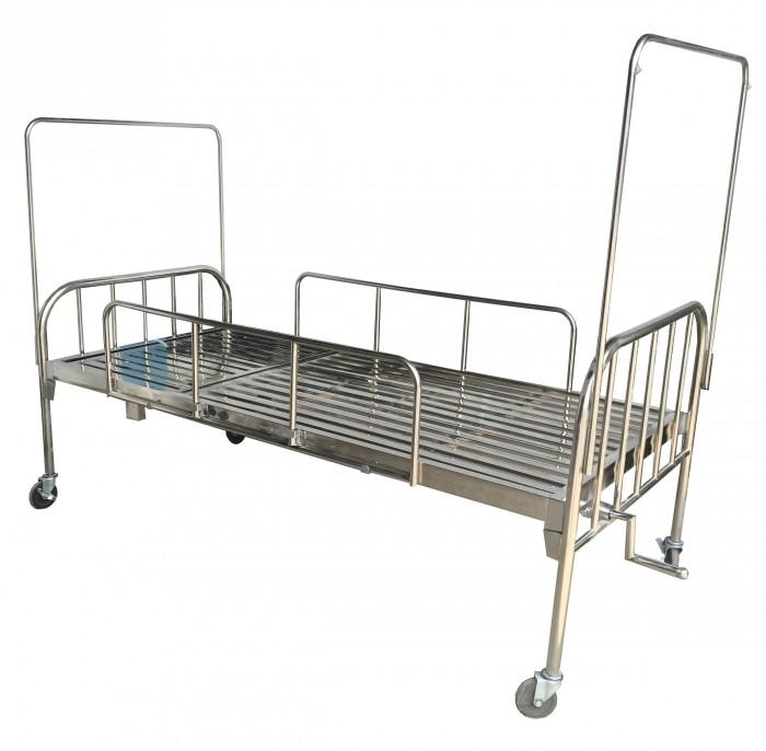 Dụng cụ y tế, giường bệnh viện, giường bệnh nhân, giường inox y tế0