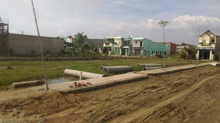 Bán lô đất gần chợ Bình Chánh, cách QL1A 3km, 114m2 (5x22.8) sổ hồng riêng chính chủ