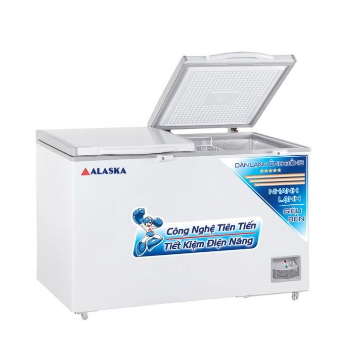 Tủ đông Alaska HB-550C (550 lít), có tính năng làm bia tuyết1
