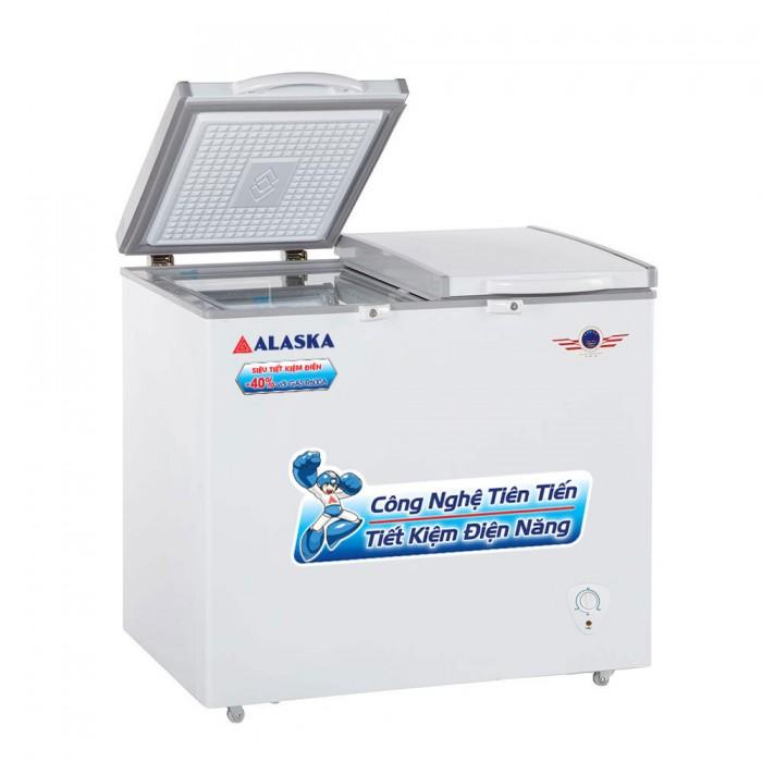 Tủ đông mát Alaska BCD-3068N (250 lít)2