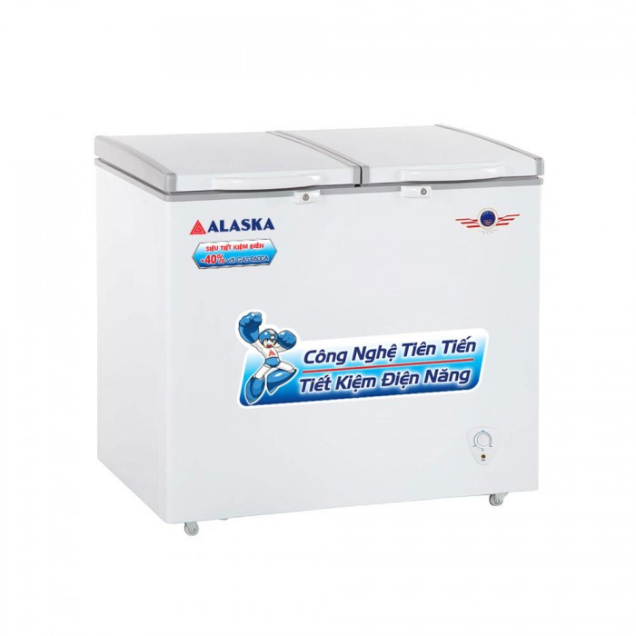 Tủ đông mát Alaska BCD-4568N (450 lít)3