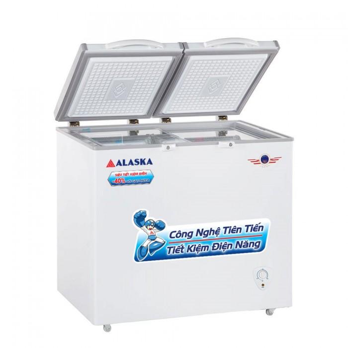 Tủ đông mát Alaska BCD-5068N (500 lít)0