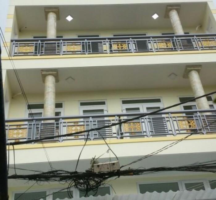 Bán Nhà trọ 45 phòng P. Linh Tây 1200m2 sàn