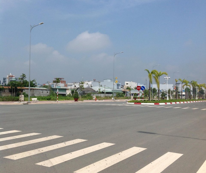 Đất đầu tư QL50,Phong Phú,B.Chánh,80,100m2,SHR