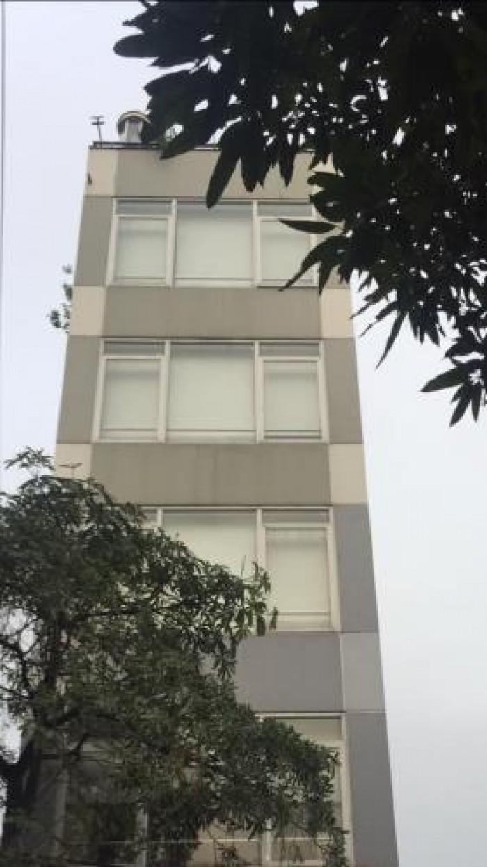 Bán nhà mặt ngõ 10m Đại Cồ Việt 103m*10 tầng