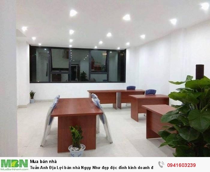 Bán nhà Ngụy Như đẹp độc đỉnh kinh doanh đắc địa
