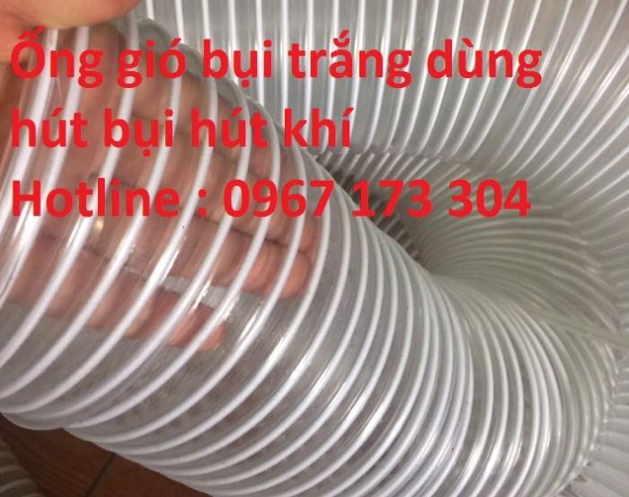 Ống nhựa lõi thép hút bụi D75, D100, D125, D150,D200 giá cực sốc6