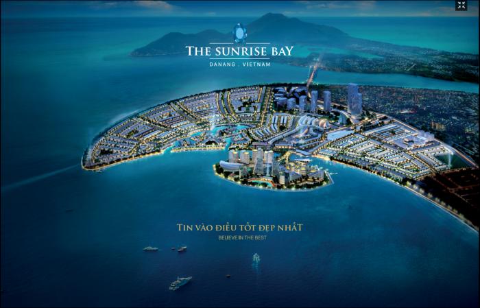 Bán căn B2-79-06 (có sân vườn sau nhà) The Sunrise Bay giá 6 tỷ 9