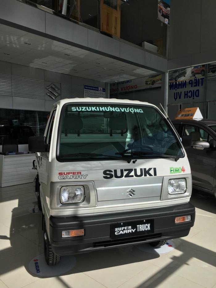 Xe tải Suzuki Super Carry Truck 550kg, giá tốt nhất, nhiều ưu đãi