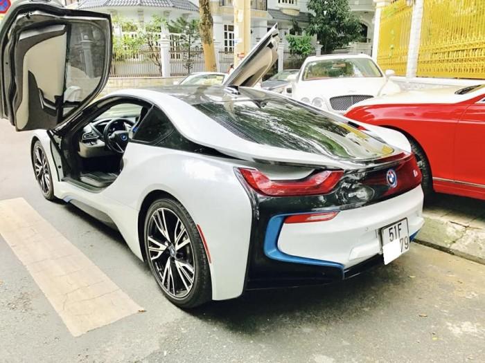 BMW Khác sản xuất năm 2015 Số tự động Hybrid