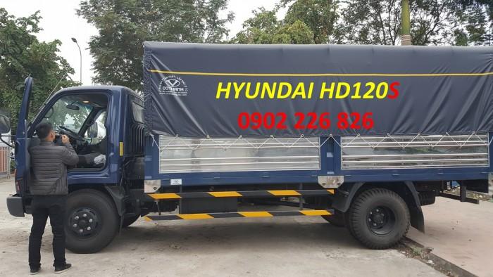 xe hyundai HD120s, bán xe tải HD120s
