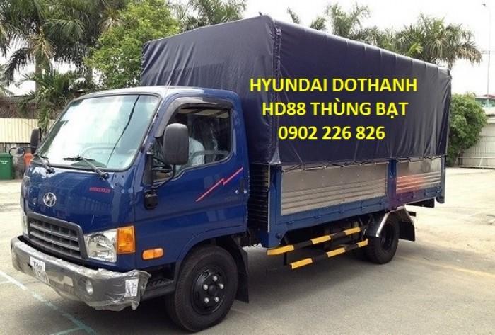 Xe tải Hyundai HD88, HD88
