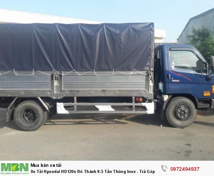 Xe có sẵn giao xe ngay khi khách mua xe thùng tiêu chuẩn