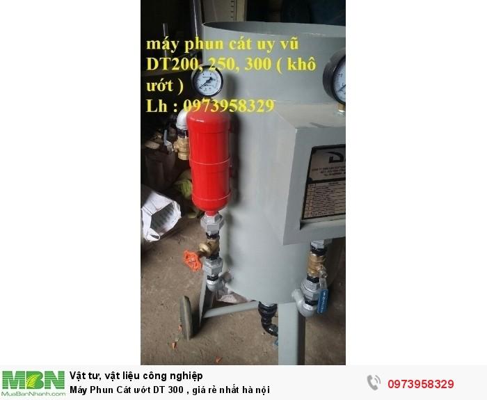 Máy Phun Cát  ướt DT 300 , giá rẻ nhất hà nội0