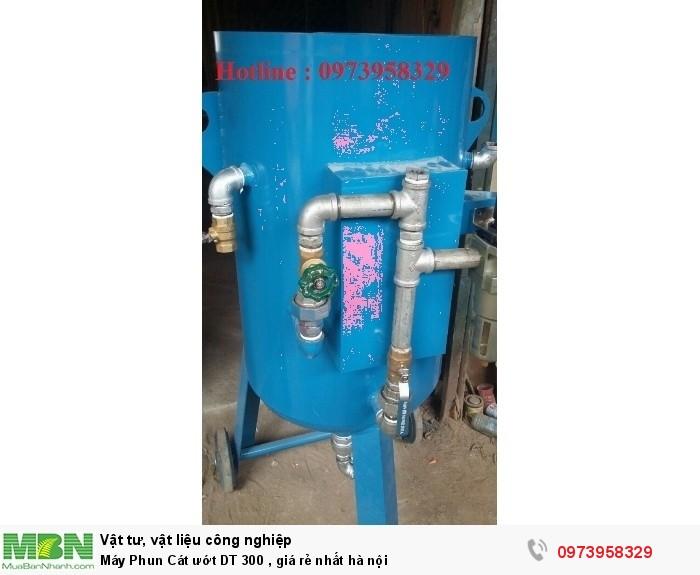 Máy Phun Cát  ướt DT 300 , giá rẻ nhất hà nội1