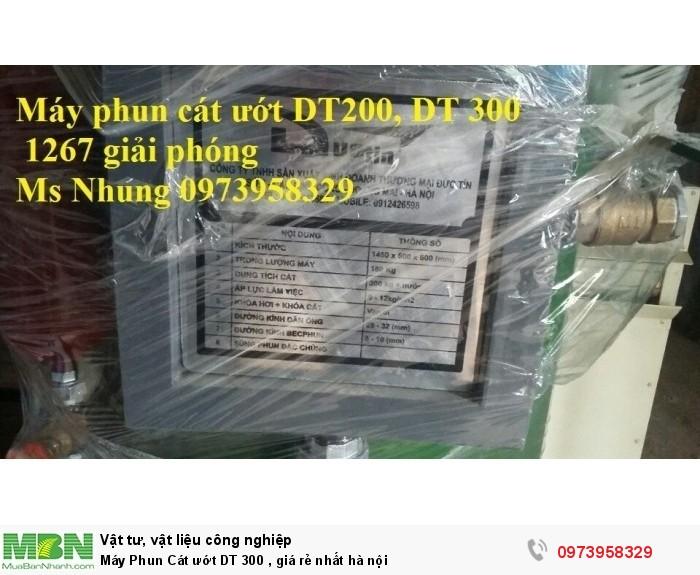 Máy Phun Cát  ướt DT 300 , giá rẻ nhất hà nội2