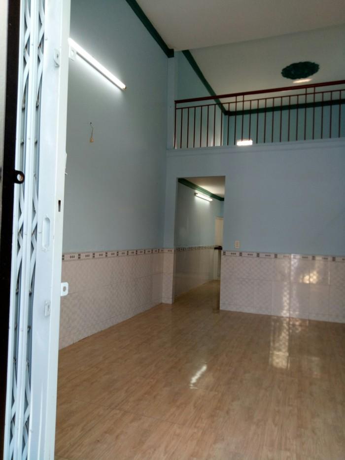 Cho thuê nhà mới xây 2PN sạch sẽ đường liên khu 4-5 Bình Tân Gần Trạm Thu Phí An Sương