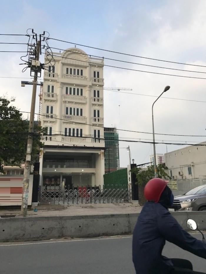 Nhà mới xây cho thuê Phan Văn Hớn, p. Tân Thới Nhất, Q.12 DT 225m2