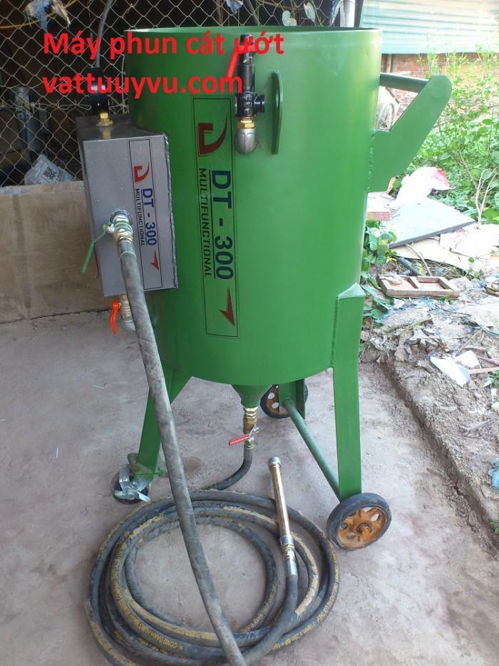 Máy phun cát ướt DT-200 giá sản xuất6