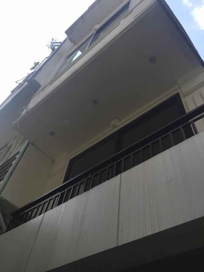 Bán Nhà Riêng Thái Hà, Phân Lô, DT 54m2, 4 Tầng, giá 5,7 tỷ.