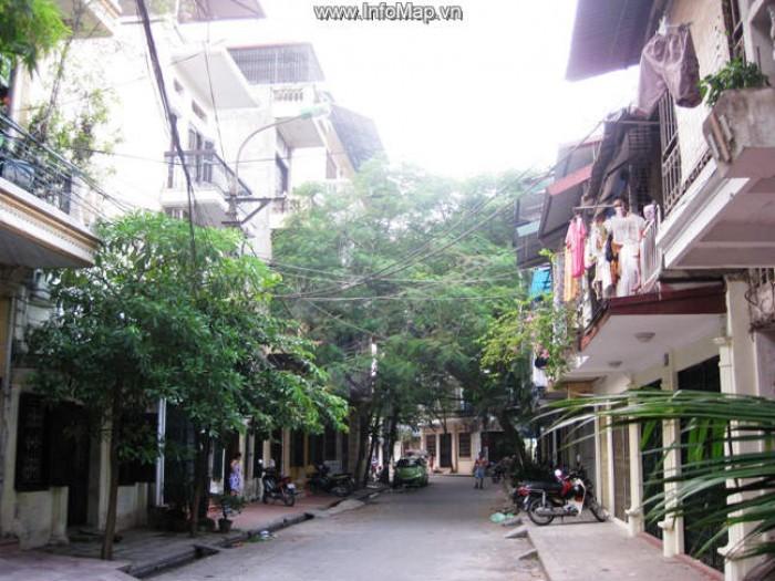 Bán Nhà Phân Lô Khu QĐội Nguyễn Ngọc Nại Thanh Xuân DT 45m2, 4 tầng, MT 4m