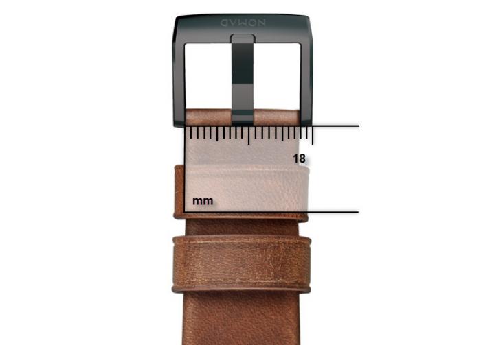Quý khách vui lòng đo kích thước phần KHÓA dây đồng hồ của quý khách thật chính xác4