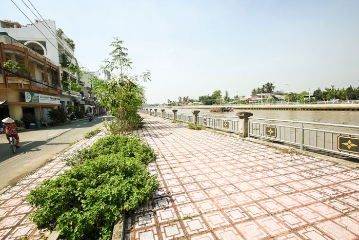 Đất Chợ Phú Thanh tiếp giáp chợ Bình Điền 512tr, sổ hồng riêng