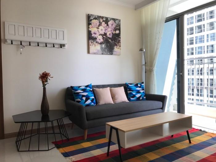 Bán căn hộ Vinhomes khu Central 2 PN dt lớn 91m2 có HĐ
