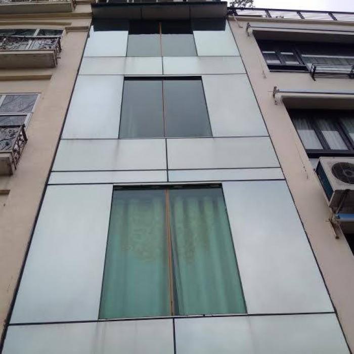 Bán nhà mặt phố Xuân Diệu Tây Hồ 35m 6 tầng khách thuê nhà đuổi không hết.