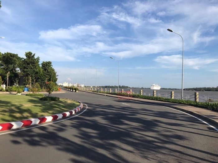 Hưng Thịnh mở bán lô đất nền cuối cùng trên sông Bạch Đằng.