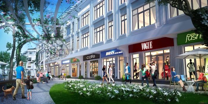 Mở bán khu biệt thự đẳng cấp 2 mặt sông Sài Gòn, giá chỉ từ 90 tr/m2, khu compound biệt lập, an ninh 24/7.