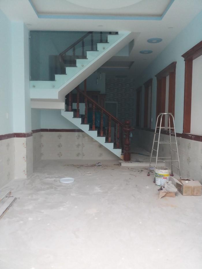 Nhà giá rẻ Quận 12. thiết kế 3 tầng 4 phòng ngủ 150m2 Thạnh Xuân 25