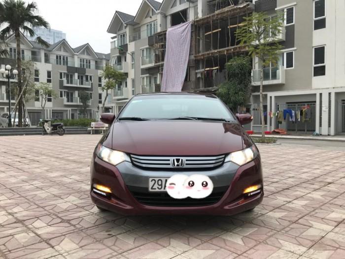 Honda Insight Hybrid sản xuất 2011.đăng ký 2013 chính chủ Hà Nội mua từ mới