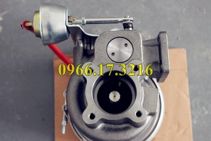 Turbo máy xúc 2