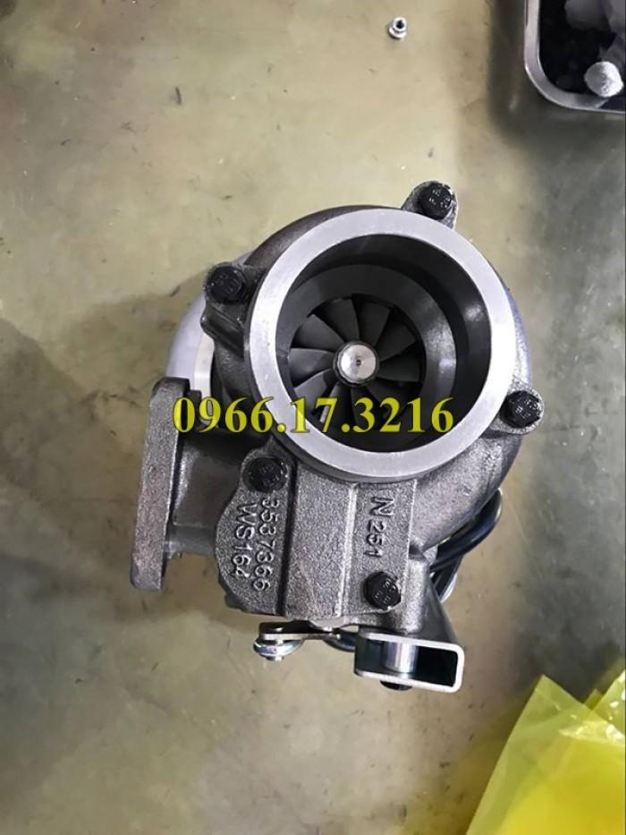 Turbo tăng áp máy xúc - máy đào 2