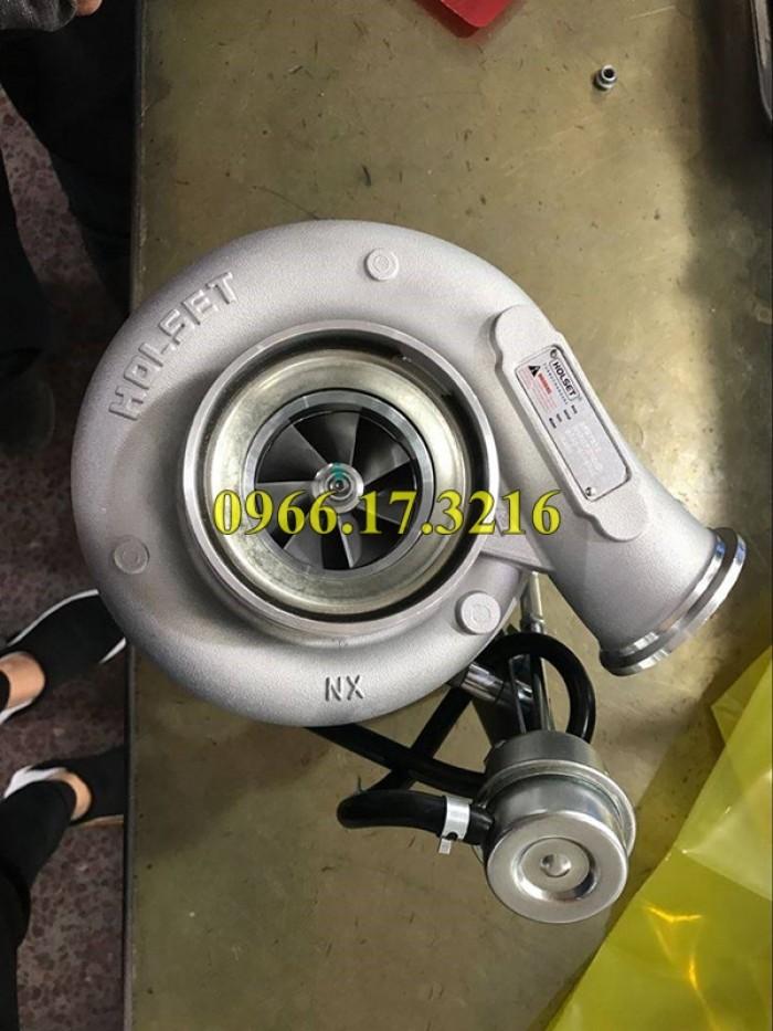 Turbo tăng áp máy xúc - máy đào 1