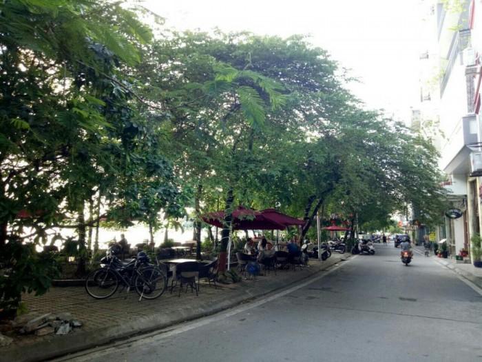 Bán nhà view đẹp mặt phố Yên Hoa, Tây Hồ 34mx5T tiện kinh doanh, ở, cho thuê