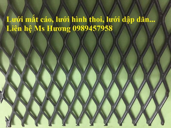 Chuyên sản xuất Lưới dập dãn, lưới hình thoi, lưới mắt cáo, xg43, xg44, xg21, xg195