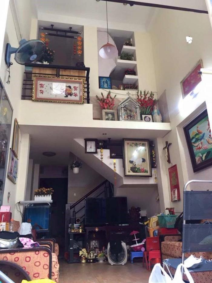 Bán nhà Trần Quang Diệu – Q3 – 3 lầu