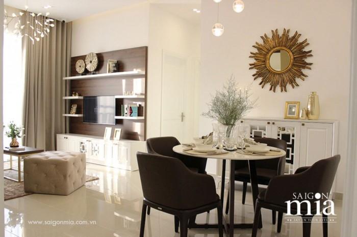 Suất nội bộ căn hộ Sài Gòn Mia 70M2 Giá 2,4tỷ-2pn-2wc view sông MT đường 9a, CK: 5-18%