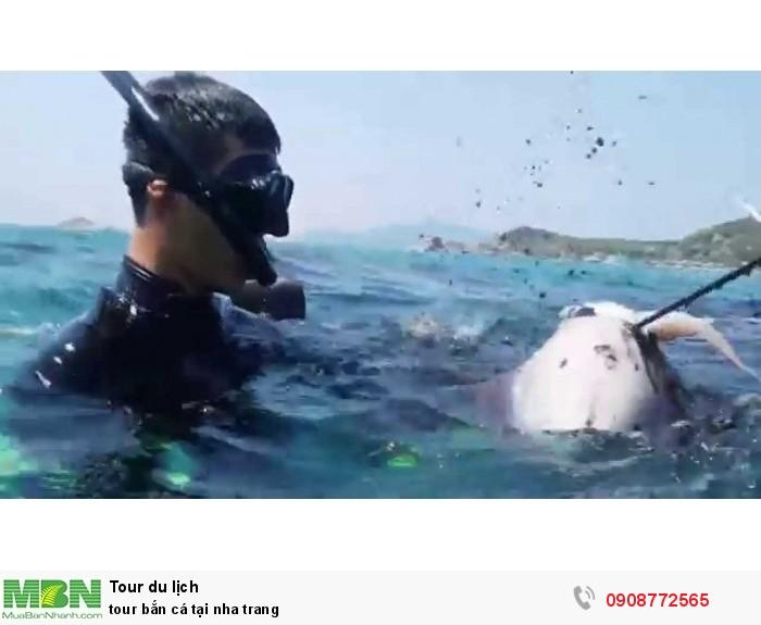 tour bắn cá tại nha trang