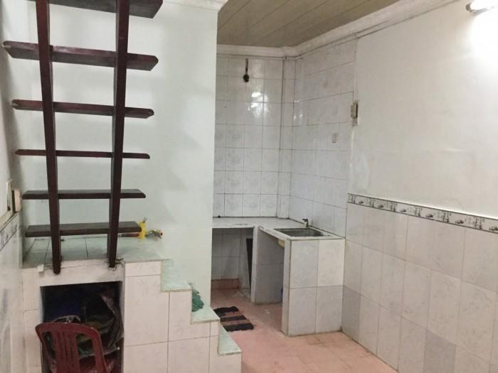 Chính chủ bán gấp nhà hẻm đường Nguyễn Xí gần chung cư Thủy Lợi 14m2, 1 lầu giả