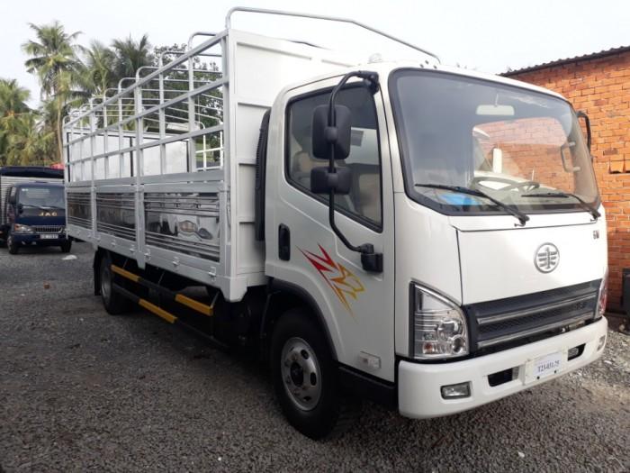 xe tải Faw 7.3 tấn động cơ huyndai khuyên mại trước bạ