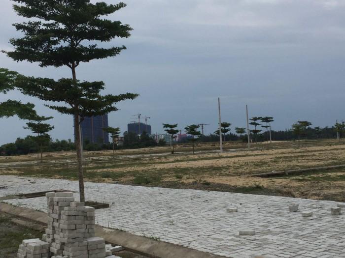 Cần bán đất khu phố chợ Lai Nghi Hội An đường lớn 20m