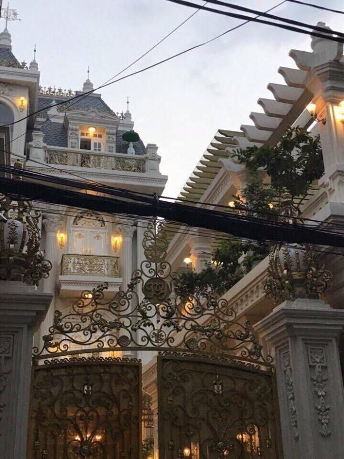 Cần bán biệt thự 320 m2, Nguyễn Đình Chiểu, P. Đa Kao. Quận 1