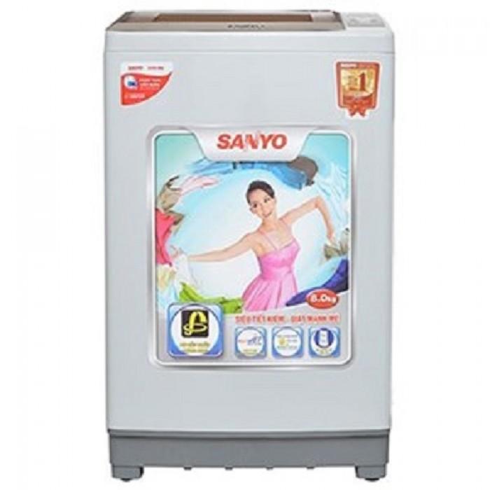 Máy giặt AQUA 8kg AQW-S80KT1