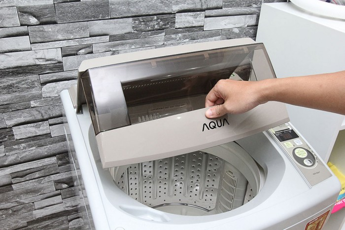 Máy giặt AQUA 8kg AQW-S80KT4